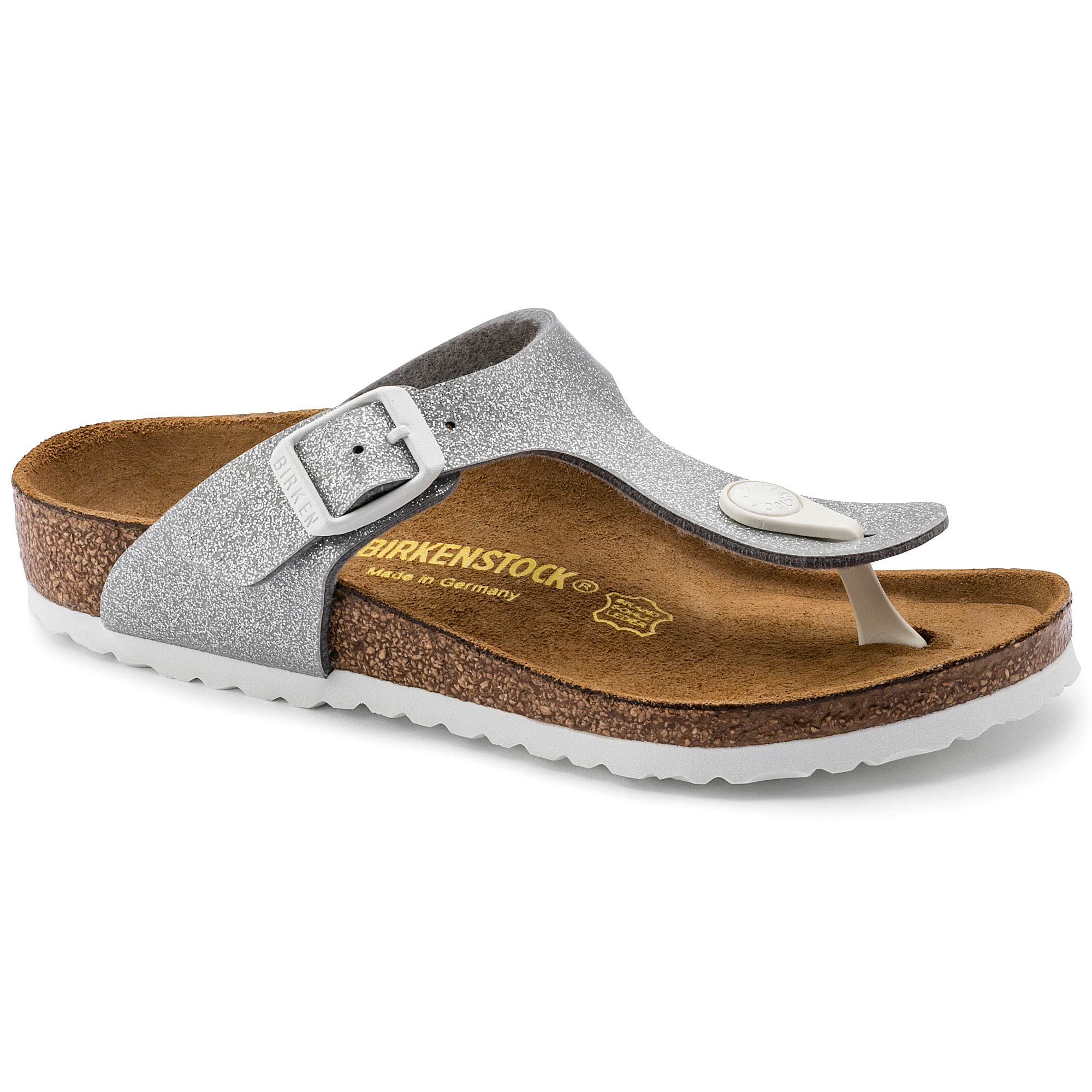 Birkenstock Gizeh Kids BF Magic Galaxy Silver Narrow