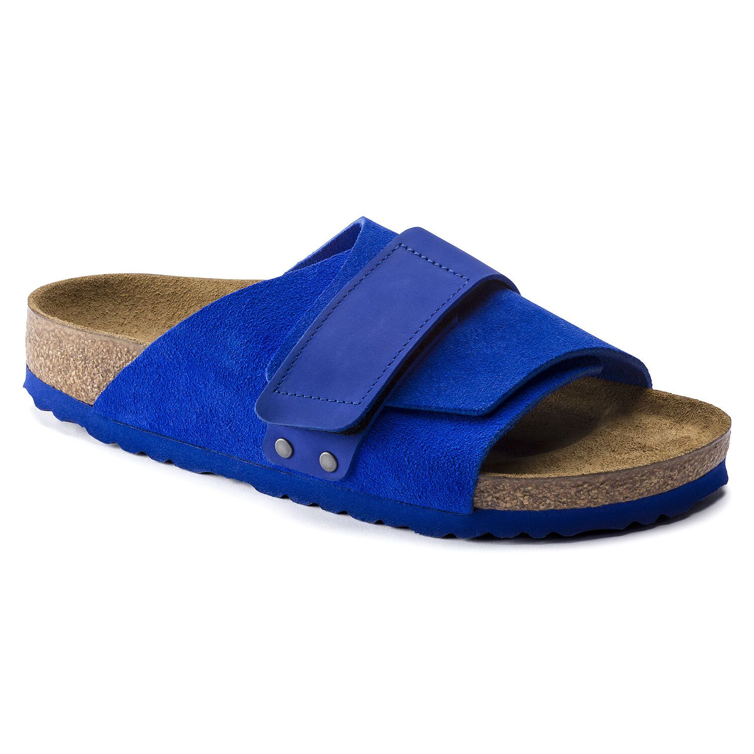 Birkenstock Kyoto VL Ultra Blue Regular EN