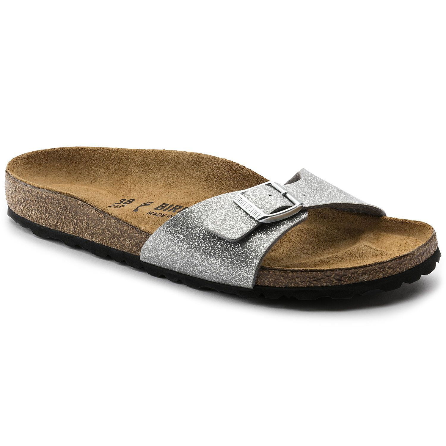 Birkenstock Madrid BF Magic Galaxy Silver Narrow EN