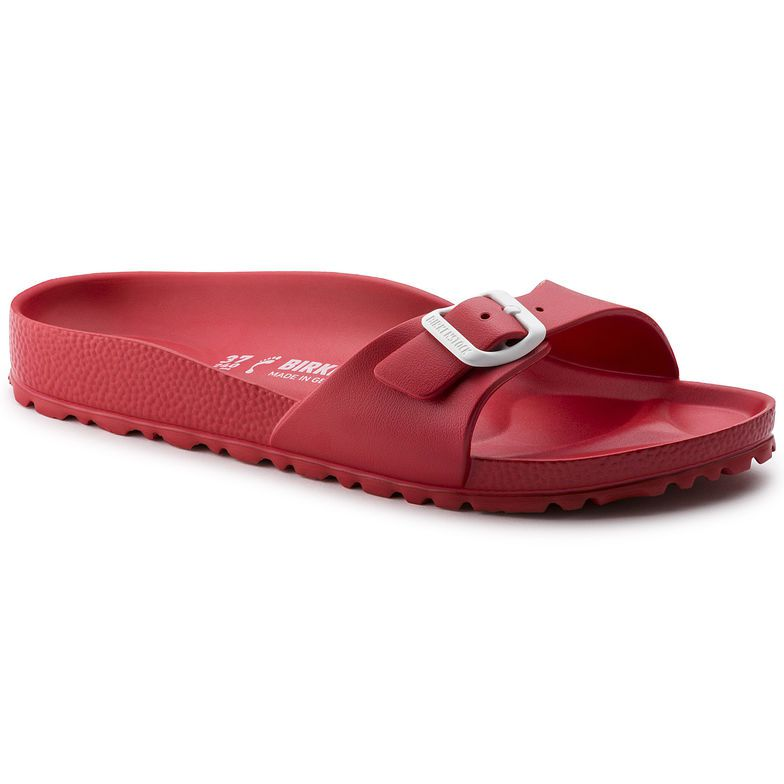 Birkenstock Madrid Eva Red Narrow EN