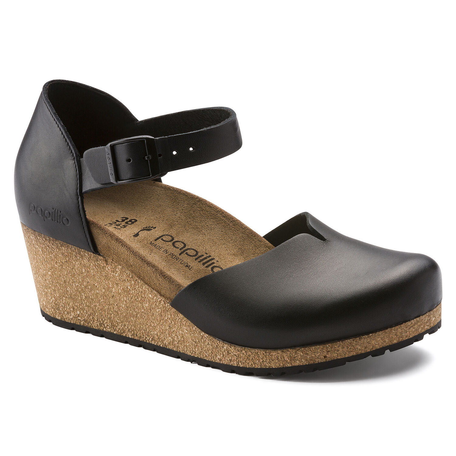 Birkenstock Mary NL Black Narrow