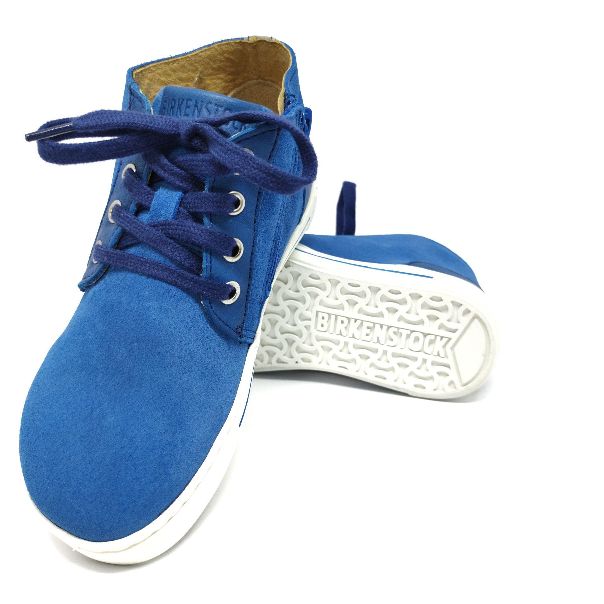 Birkenstock Prague NL/VL Blue Regular