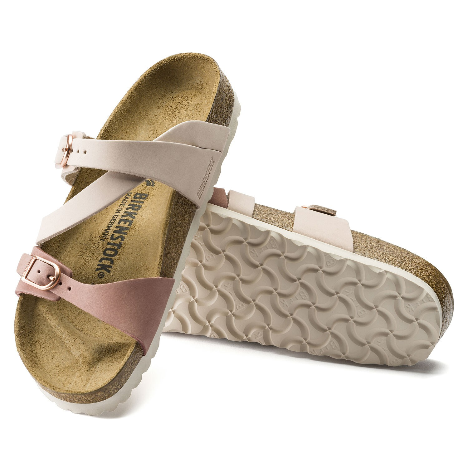 Birkenstock Salina NU Rose Old Rose Narrow