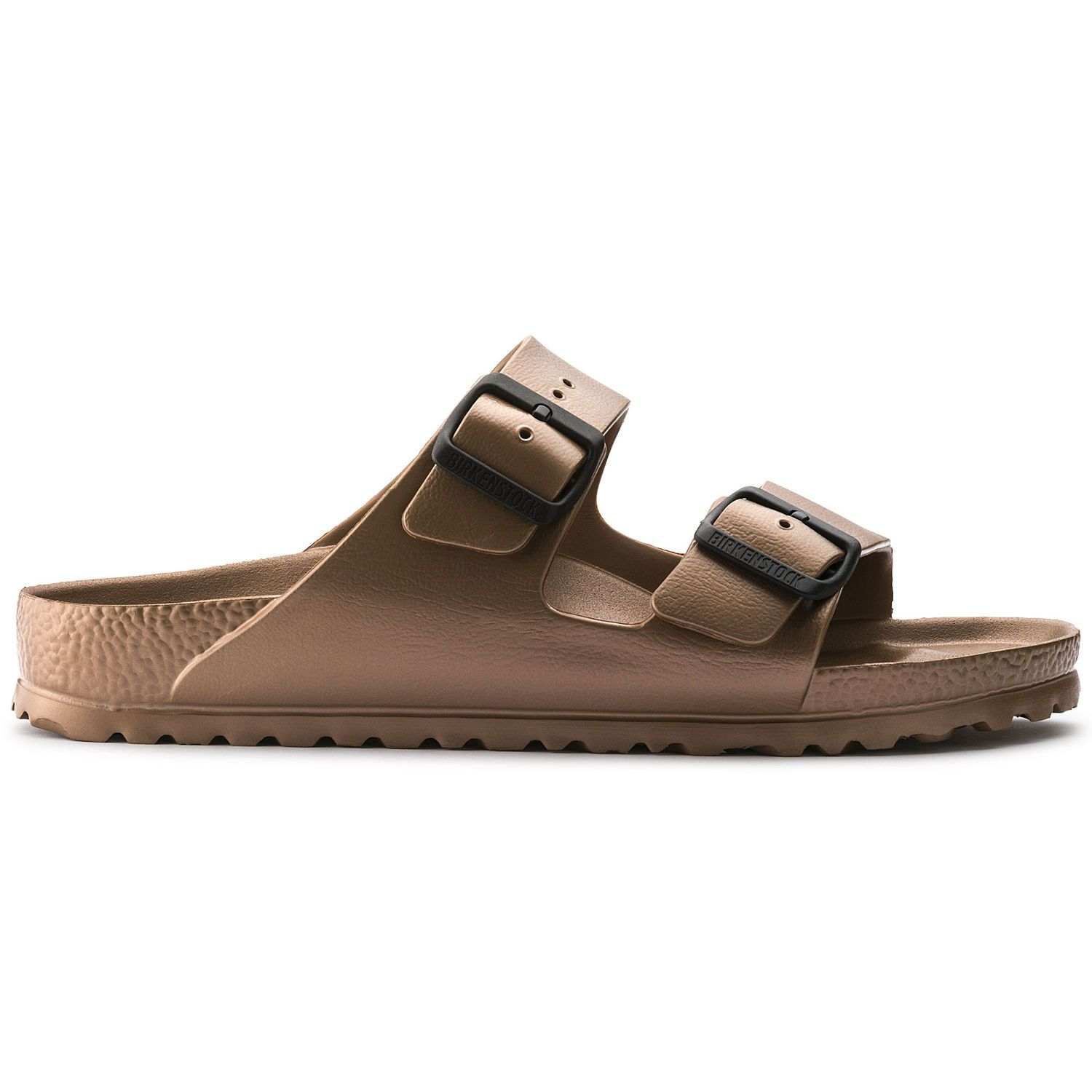 c9c6ac38b ... Birkenstock Sandália Arizona EVA Narrow Marrom ...