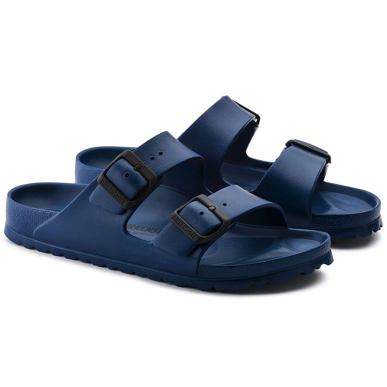 Birkenstock Sandália Arizona EVA Regular Azul