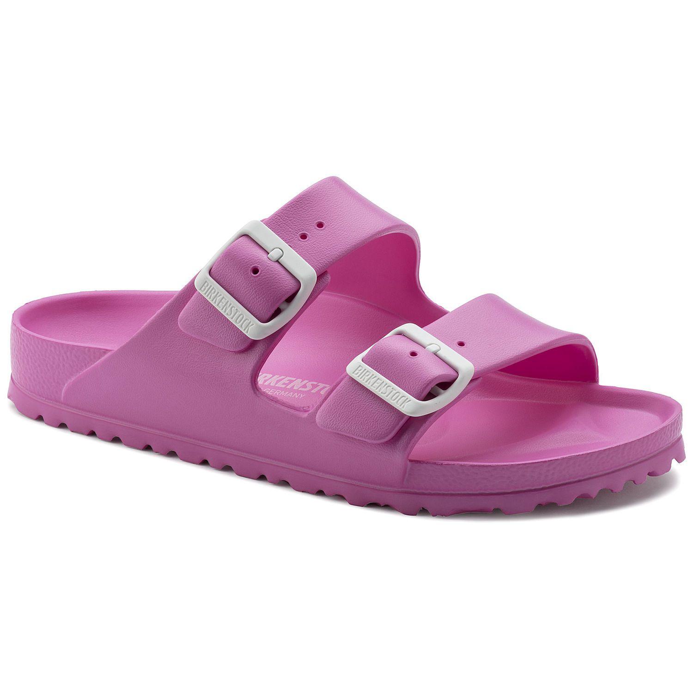 Birkenstock Sandália Arizona EVA Regular Neon Pink EN