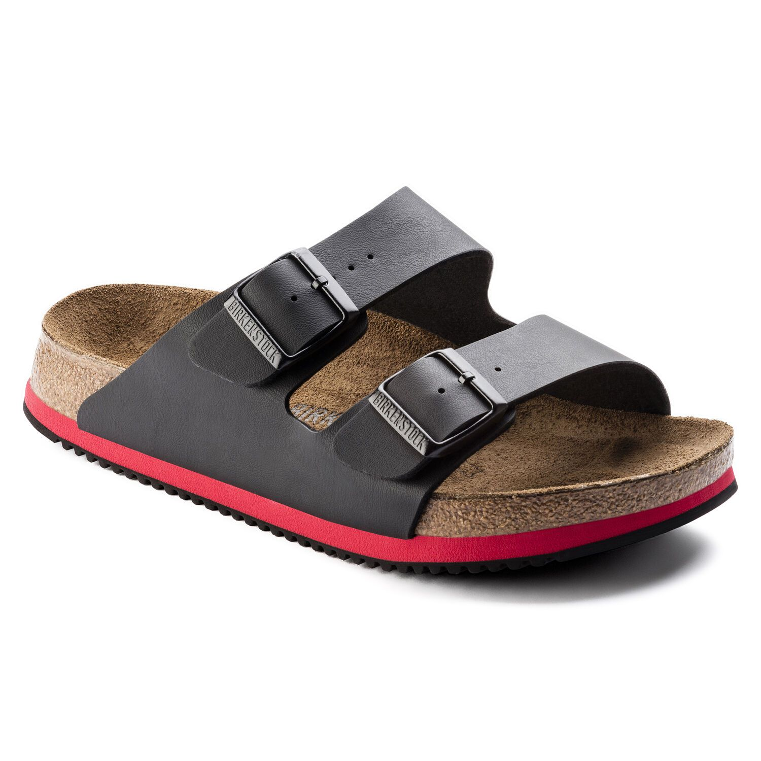 Birkenstock Sandália Arizona Sl BF Black Regular EN
