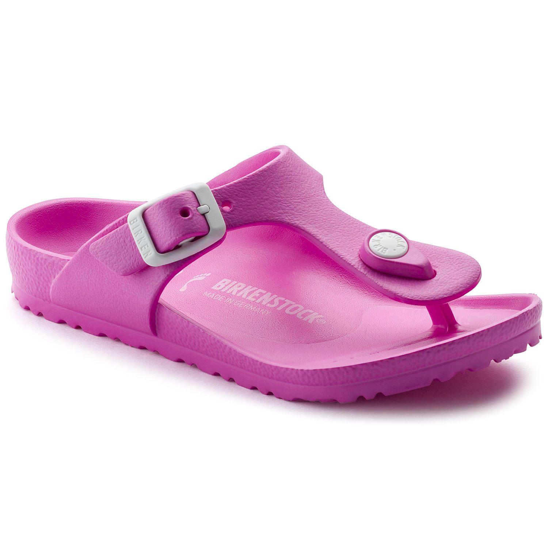 Birkenstock Sandália Gizeh EVA Regular Pink EN
