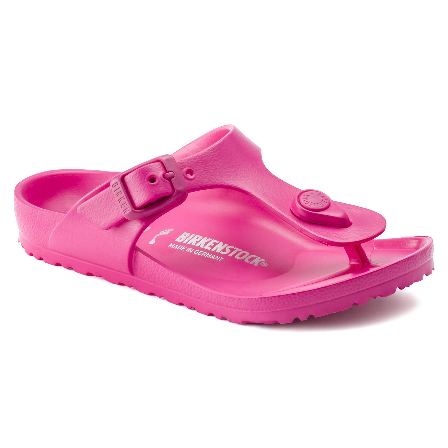Birkenstock Sandália Gizeh Kids Eva Beetroot Purple Narrow