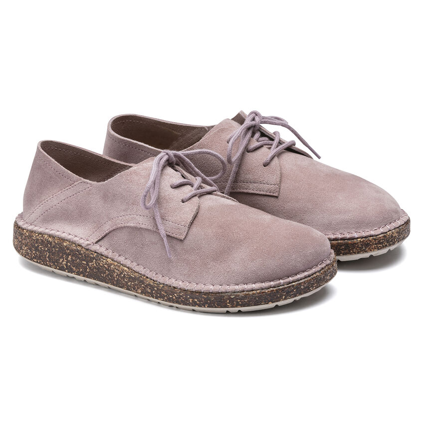 Birkenstock Sapato Gary LEVE Lavender Blush Narrow