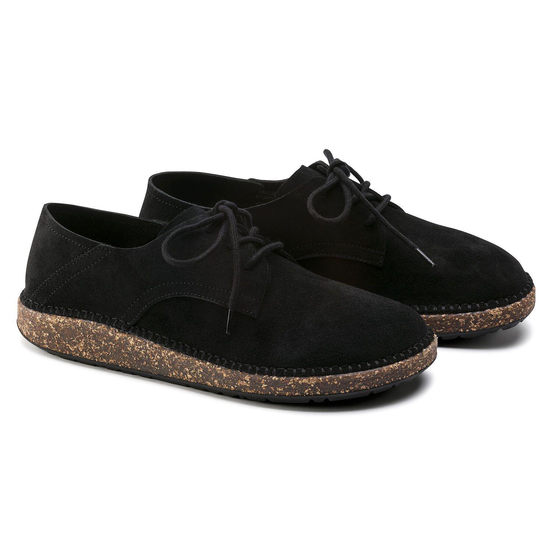 Birkenstock Sapato Gary Vl Black Narrow