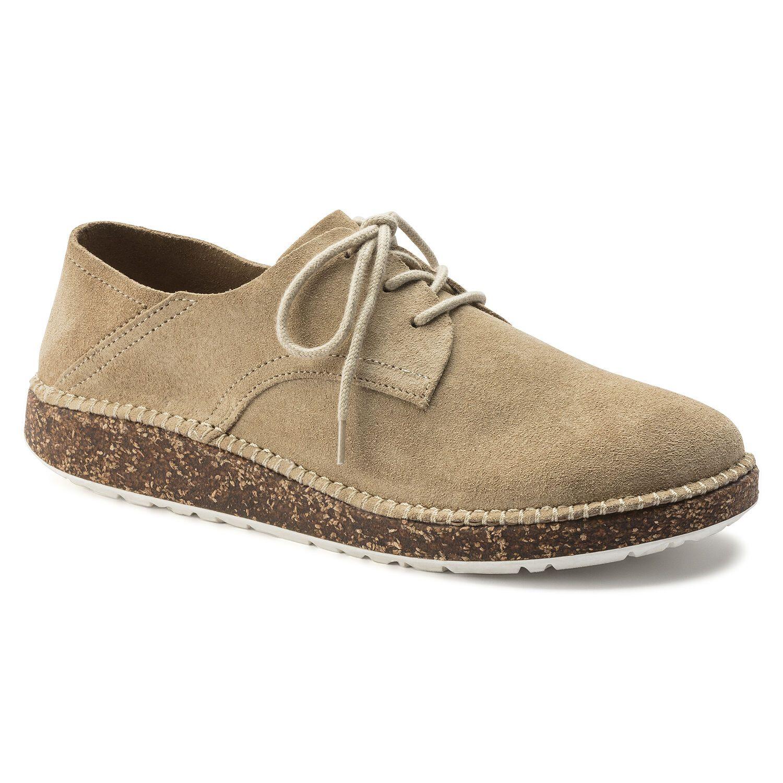 Birkenstock Sapato Gary Vl Sand Narrow EN
