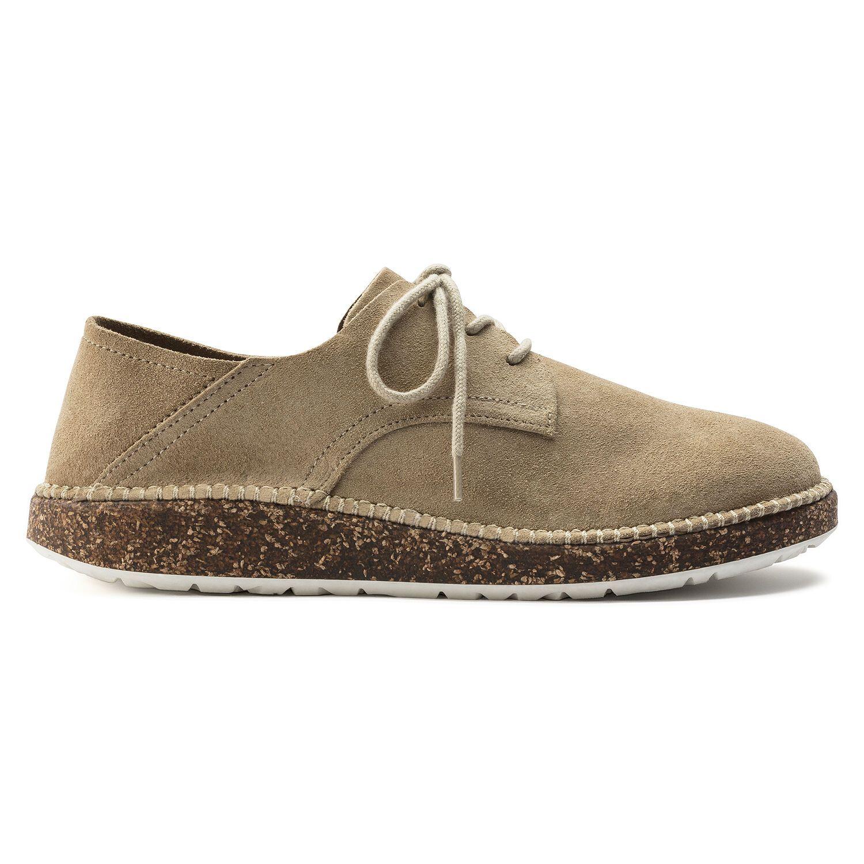 Birkenstock Sapato Gary Vl Sand Narrow