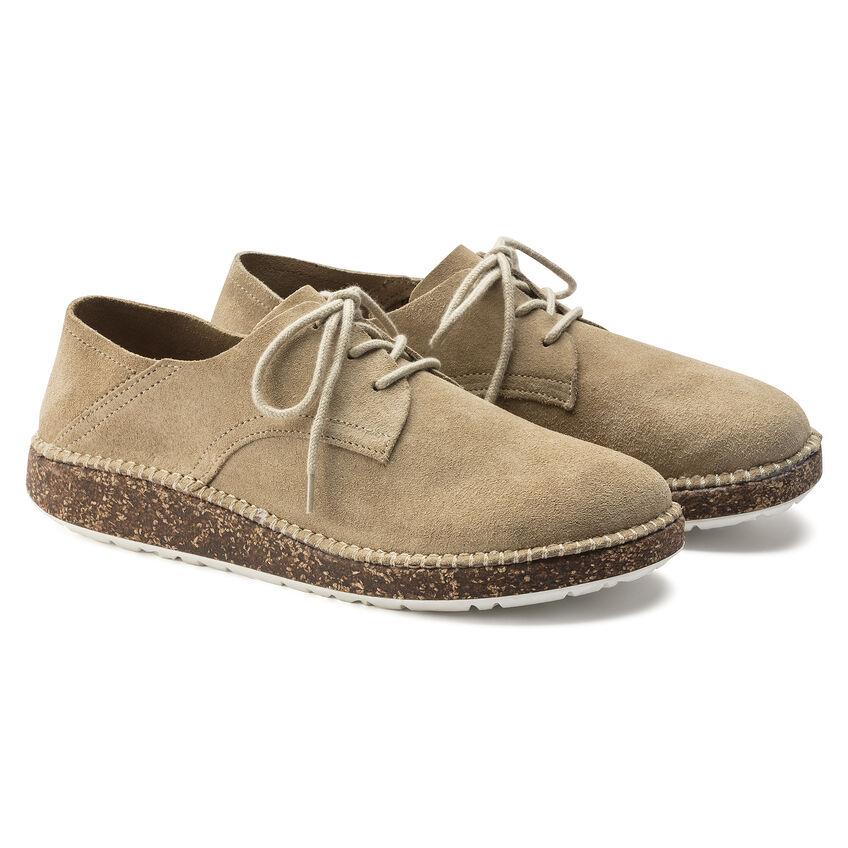 Birkenstock Sapato Gary VL Sand Regular