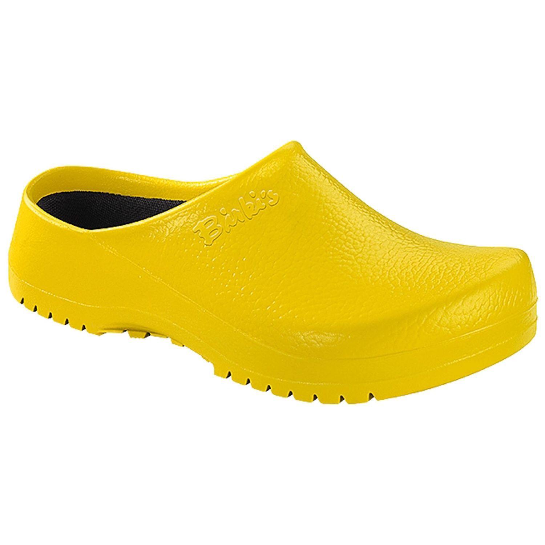 Birkenstock Super Birki Linha Profissional Regular Amarelo