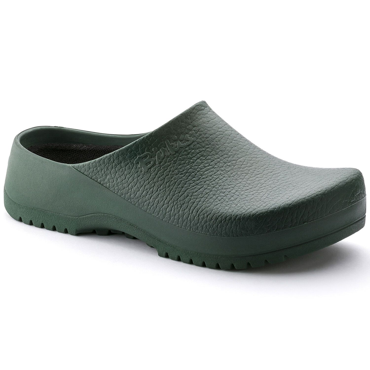 Birkenstock Super Birki Pu Green Regular