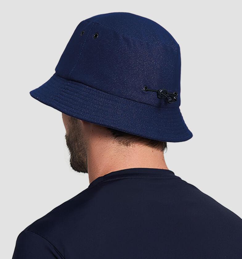 UV LINE Chapéu Toronto Colors Masculino Marinho Proteção Solar