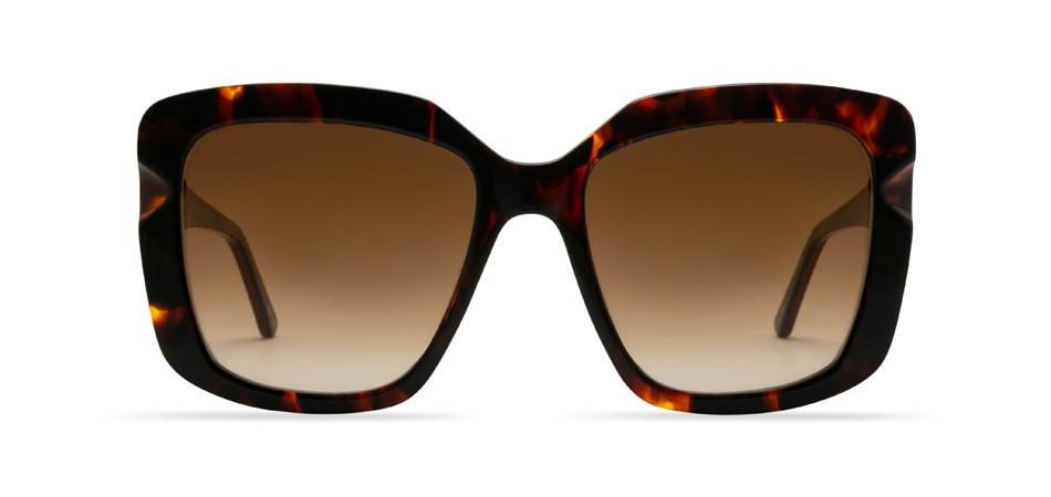 Livo Eyewear Íris Solar Demi Clássico + Preto
