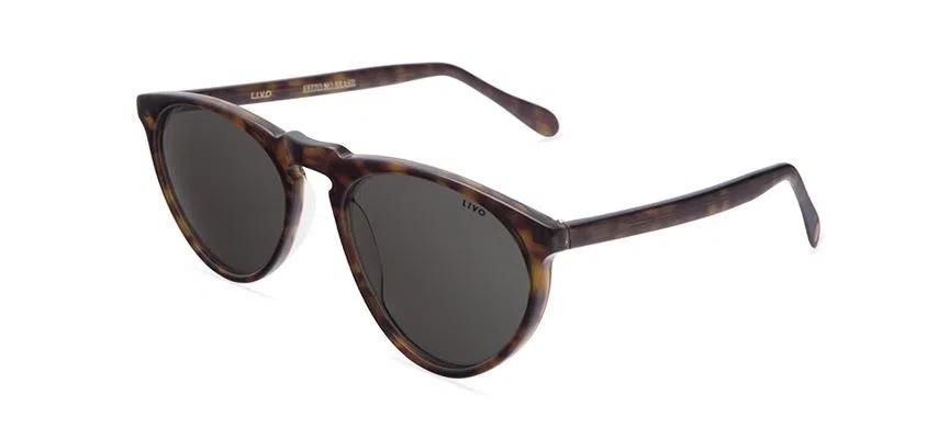 Livo Eyewear Jimmy Solar Demi Clássico