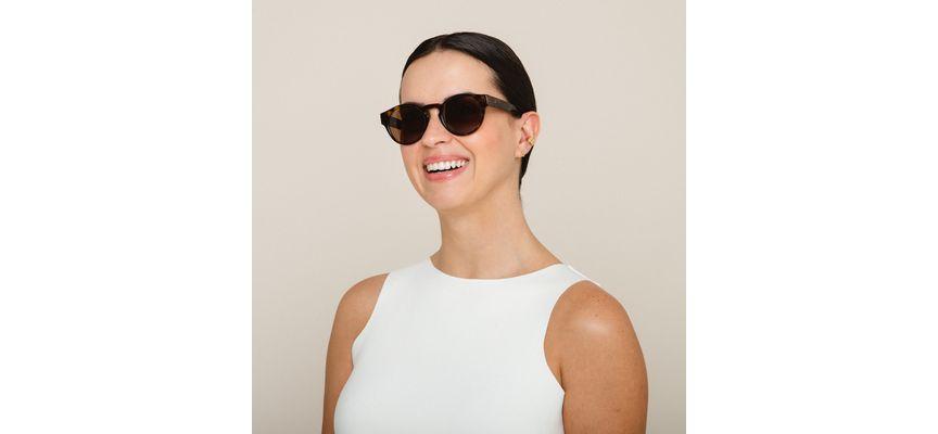Livo Eyewear Jules Solar Demi Classico