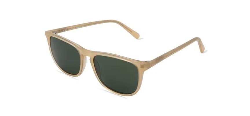 Livo Eyewear Leon Solar Areia Gelo