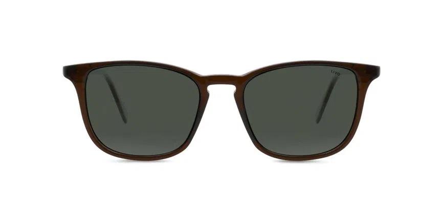 Livo Eyewear Leon Solar Caramelo