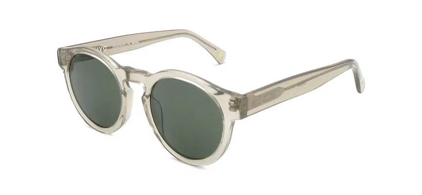 Livo Eyewear Lucas Solar Cinza Cristal
