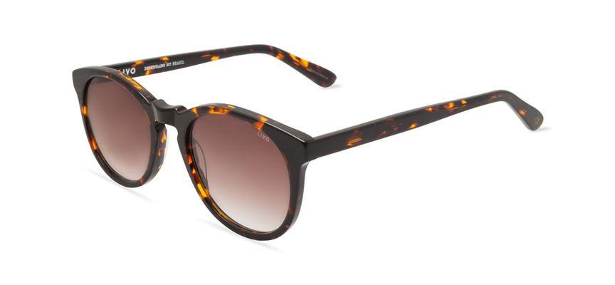 Livo Eyewear Miles Solar Demi Escuro