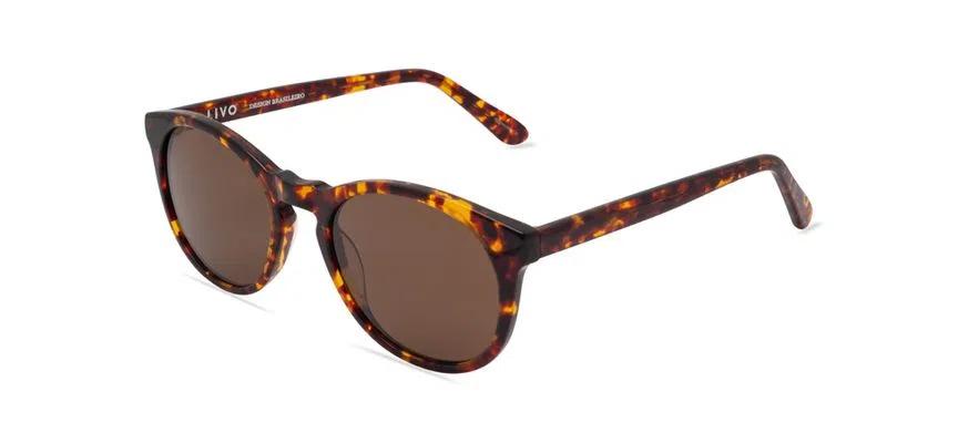 Livo Eyewear Miles Solar Demi Mel