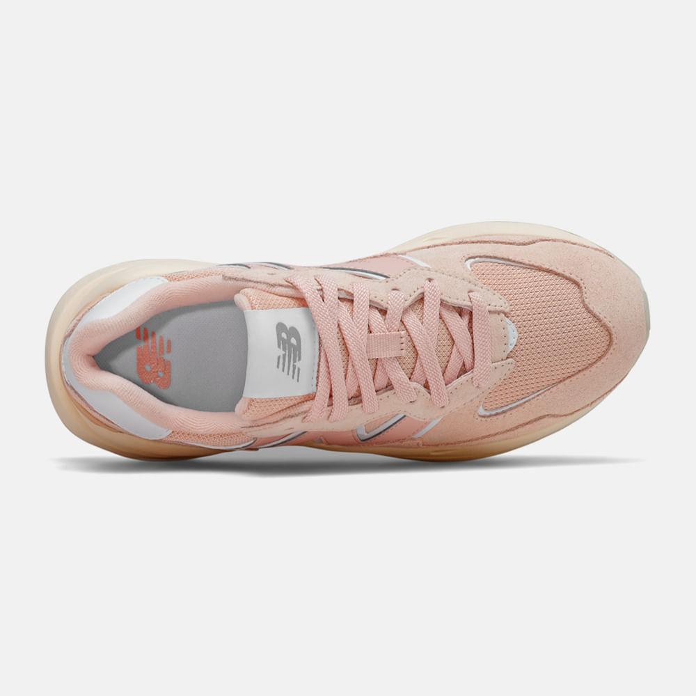 New Balance Tênis 5740 Casual Feminino Rosê W5740CC