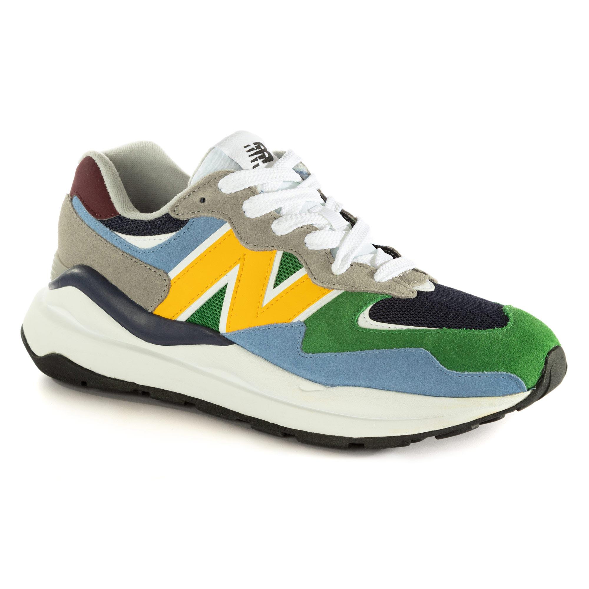 New Balance Tênis 5740 Casual Masculino Multicolor M5740GA