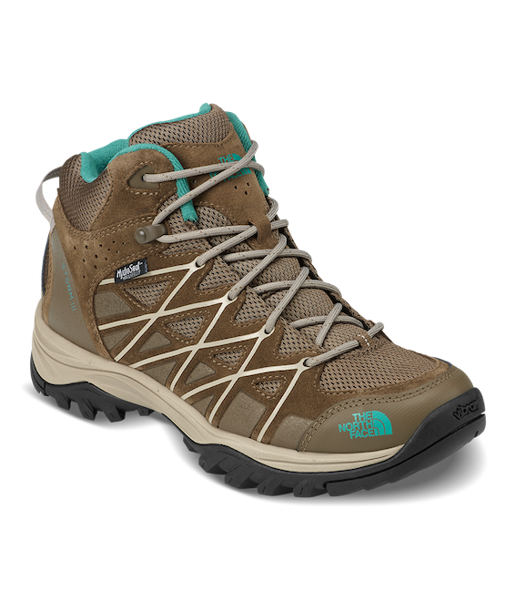 North Face Bota Feminina Storm III Mid Wp