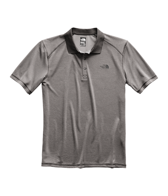 North Face Camisa Polo Masculina Manga Curta Horizon