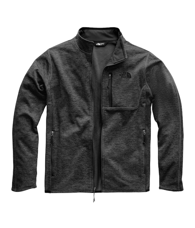 North Face Casaco Masculino Canyonlads Full Zip