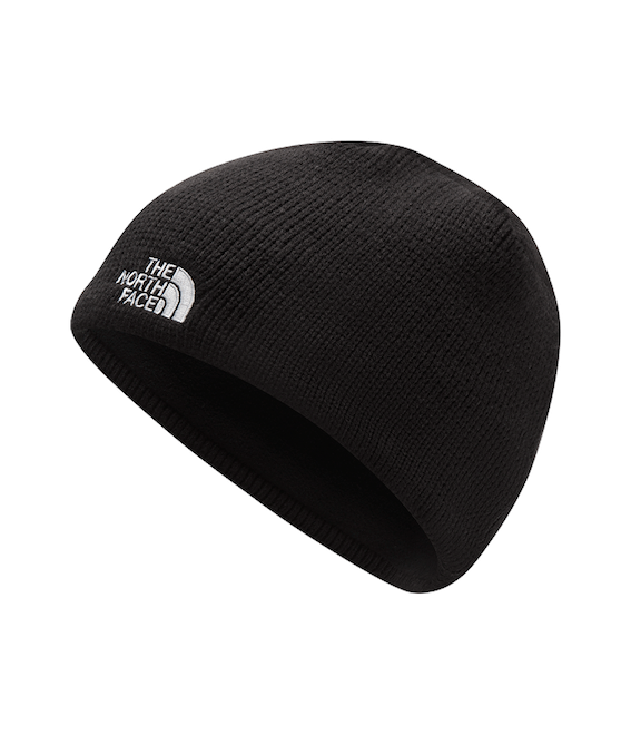 North Face Gorro Unissex Bones Preto