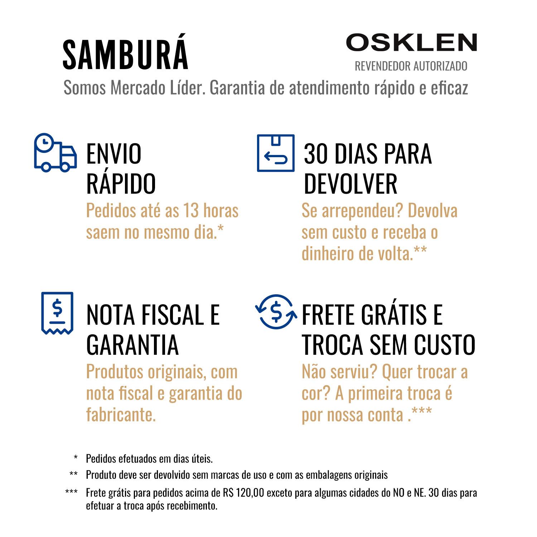 Osklen Tênis Hybrid Laces Camurça Masculino Tricolor Cinza/Vermelho/Preto
