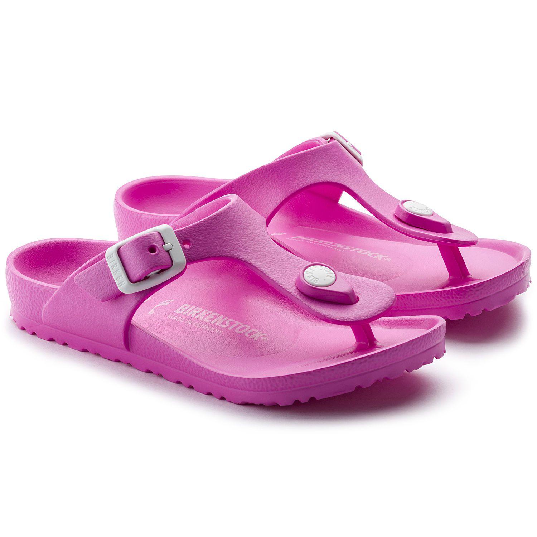 Birkenstock Sandália Gizeh EVA Regular Pink