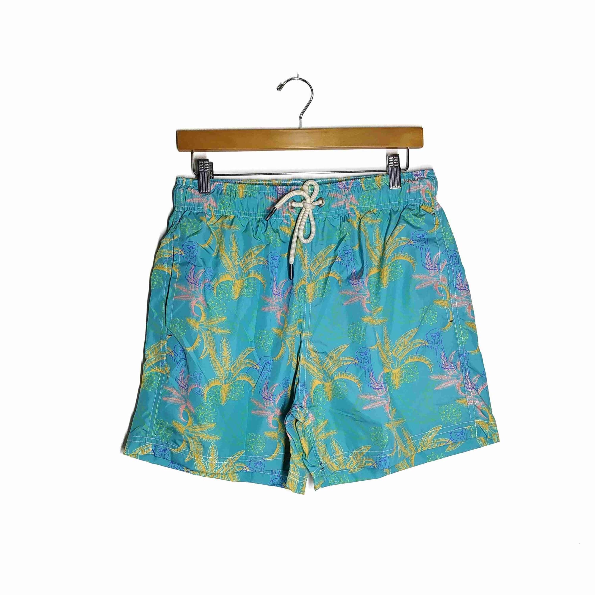 Shorts Co Shorts Especial Regular Macaco Neon Adulto