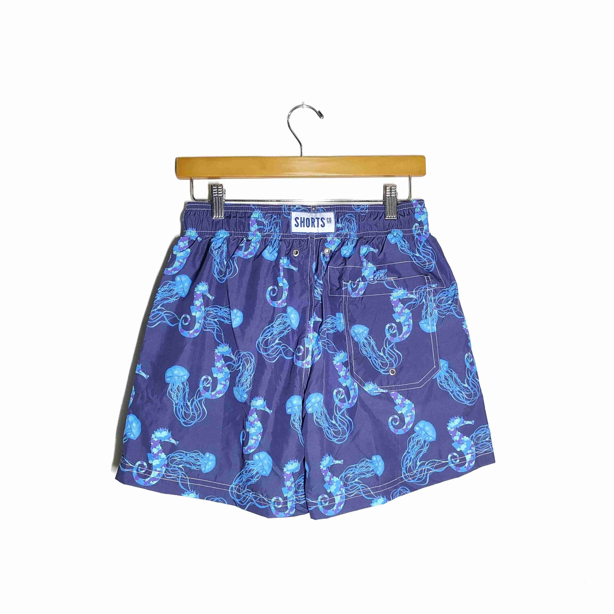 Shorts Co Shorts Especial Regular Mar Navy Adulto