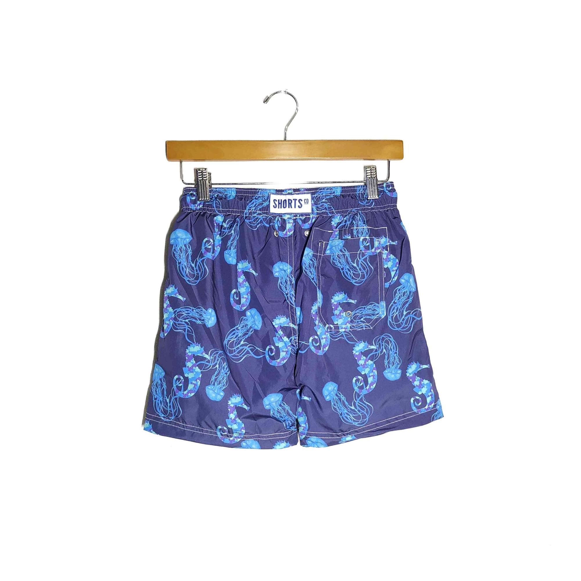 Shorts Co Shorts Kids Mar Navy Infantil