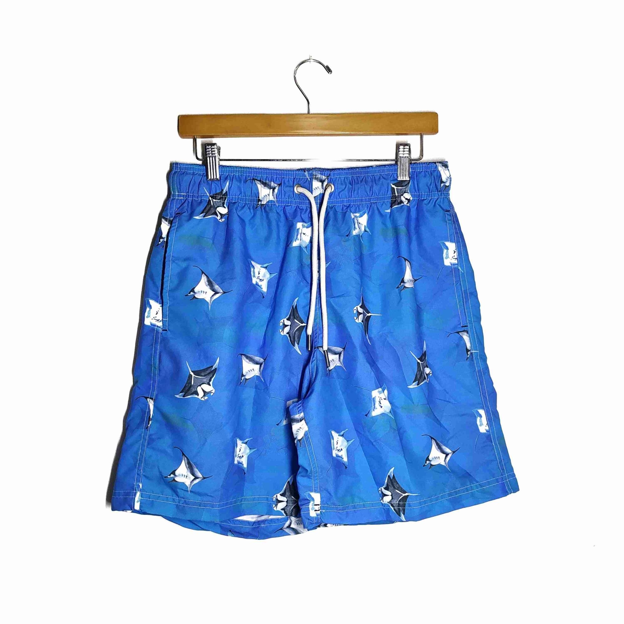 Shorts Co Shorts Long Raia Azul Adulto