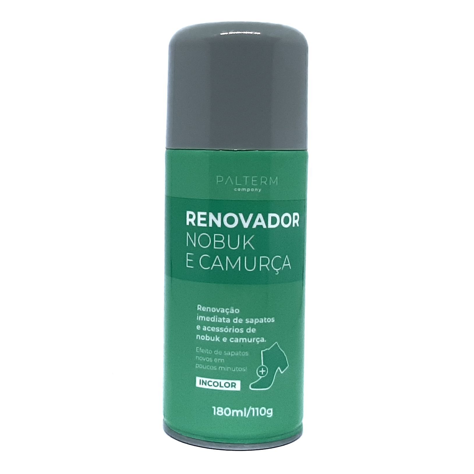 Spray Renovador para Nobuck e Camurça Incolor