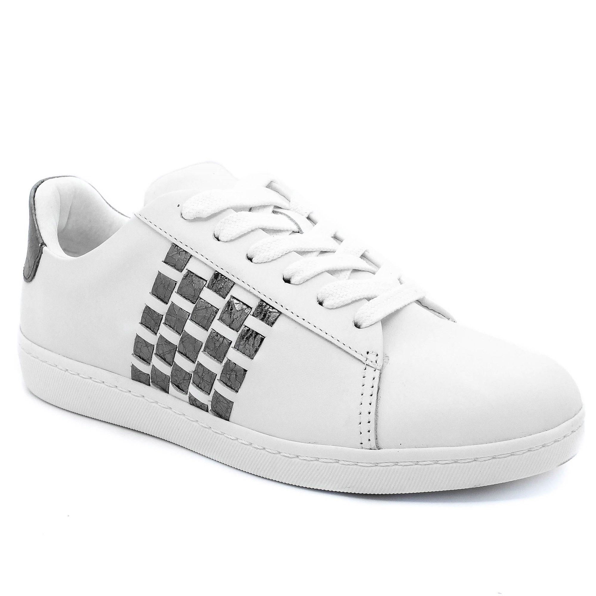Usaflex Tênis Confort Soft Slim Branco