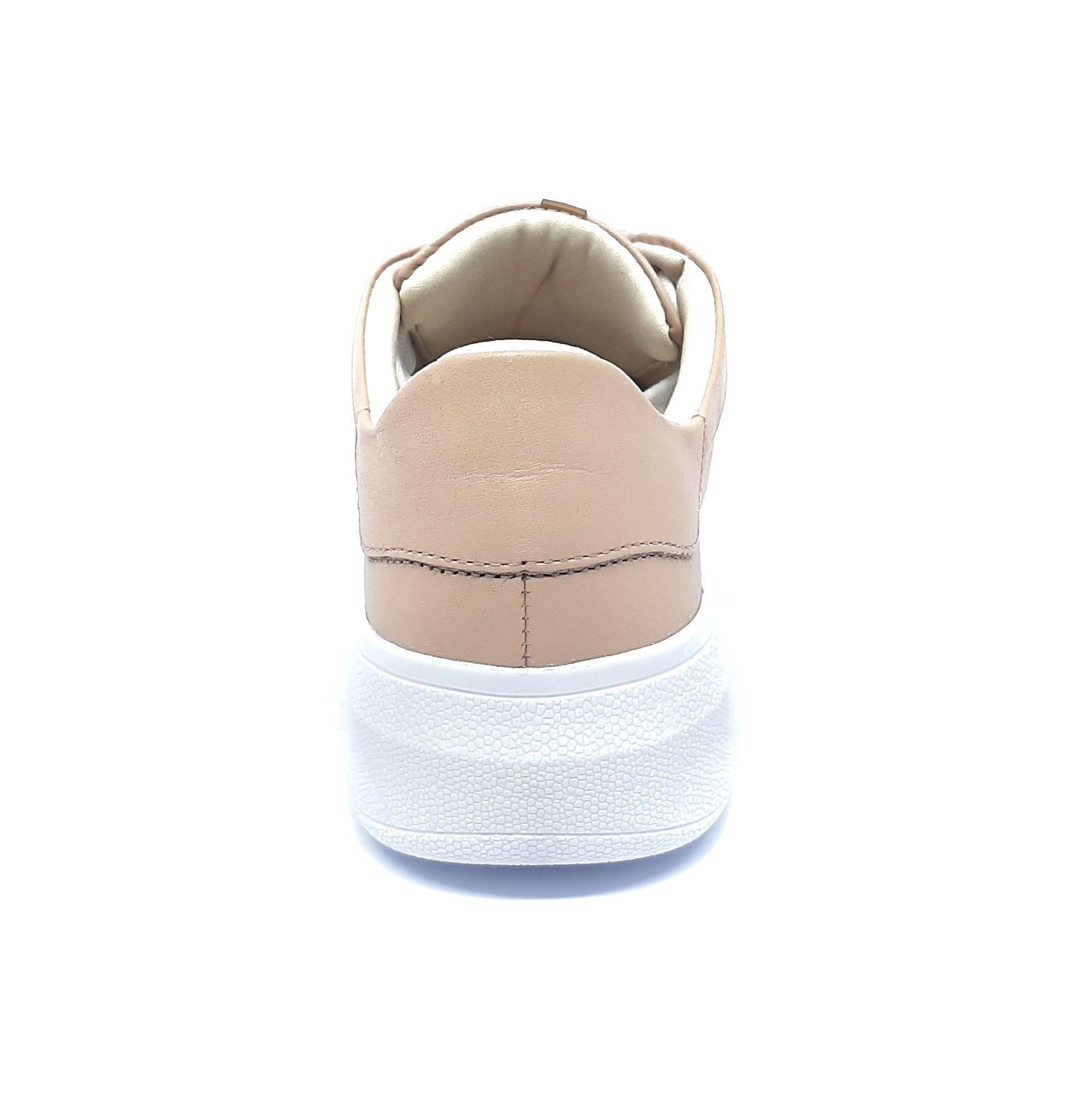 Usaflex Tênis Confort Soft Slim Rosê AB7201