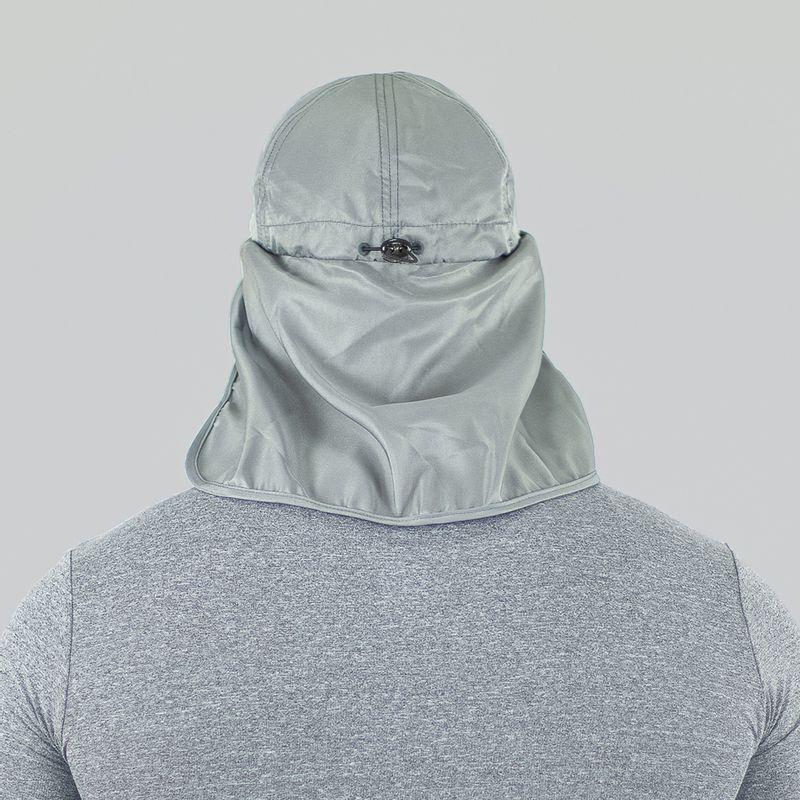 UV LINE Boné Legionário Nigéria Masculino Chumbo Proteção Solar