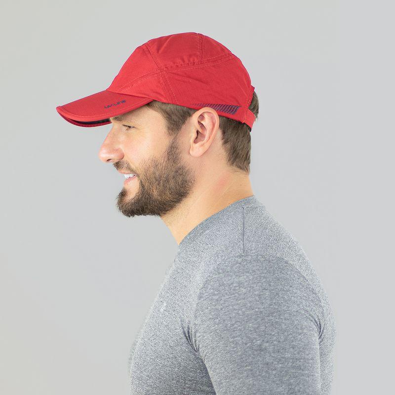 UV LINE Boné New Fit Masculino Vermelho Proteção Solar