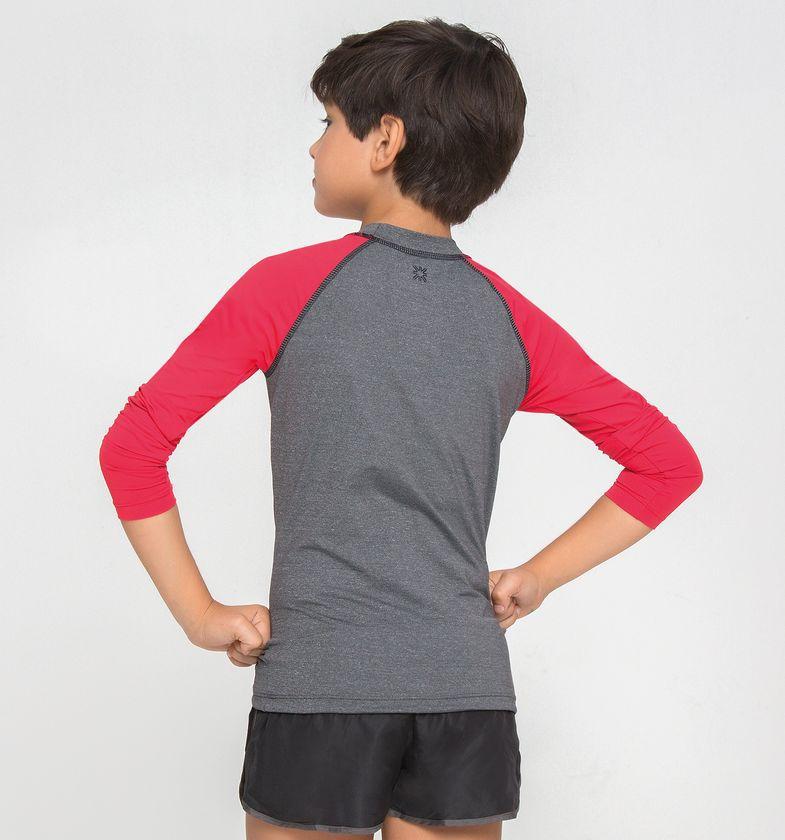 UV LINE Camiseta Acqua Elvis Infantil Proteção Solar
