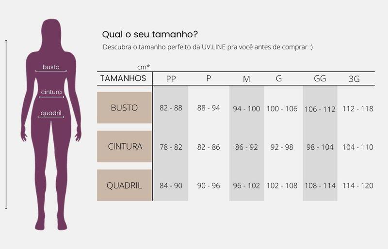 UV LINE Camiseta Sport Fit Mescla Feminino Manga Longa Cinza Proteção Solar