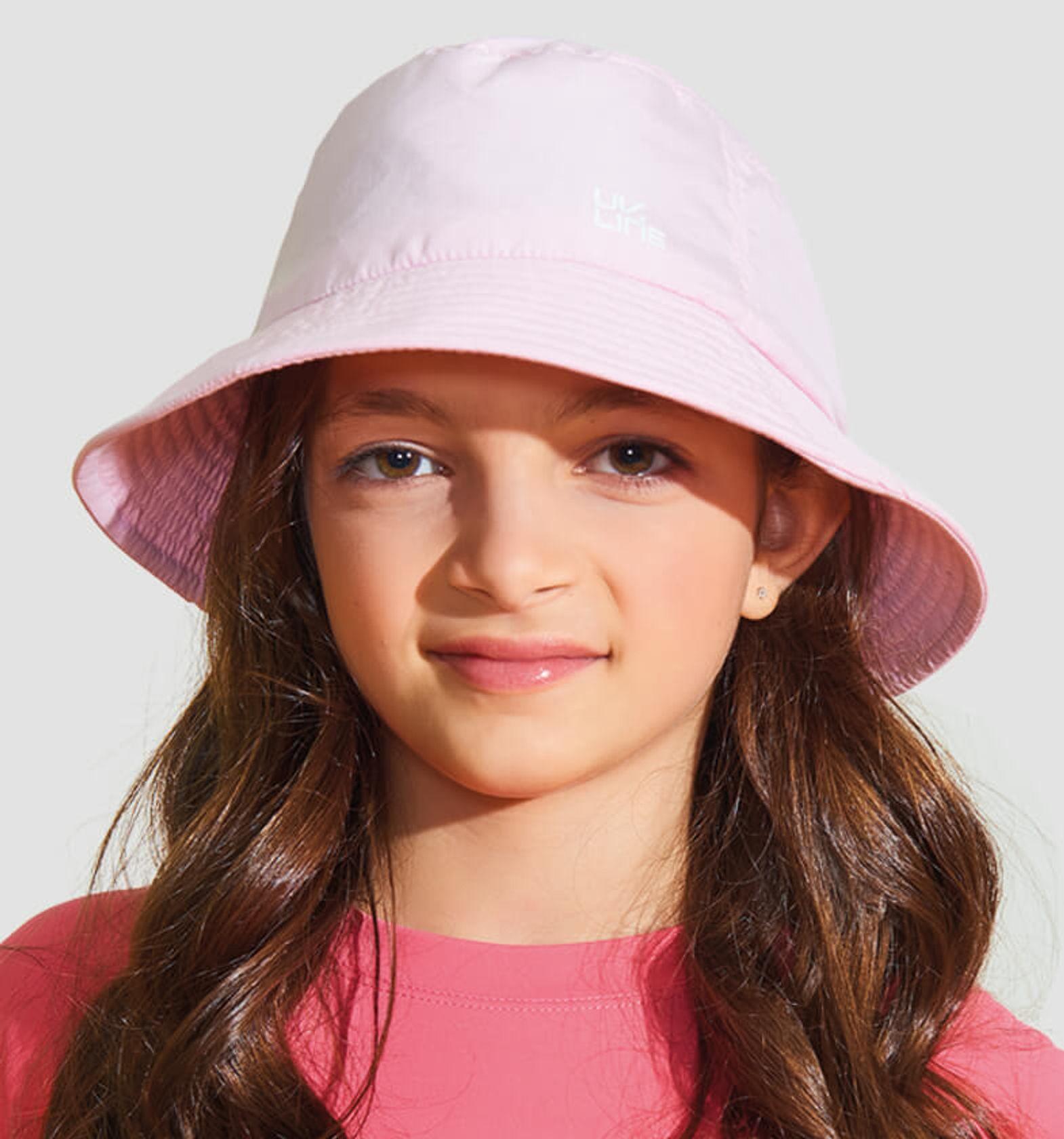 UV LINE Chapéu Basic Kids Infantil Nude Proteção Solar