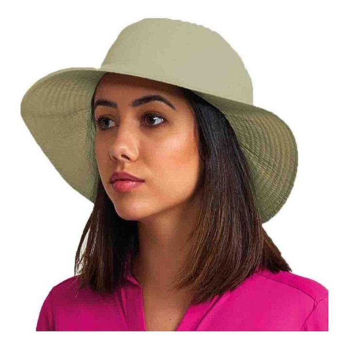 UV LINE Chapéu Califórnia Feminino Areia Proteção Solar